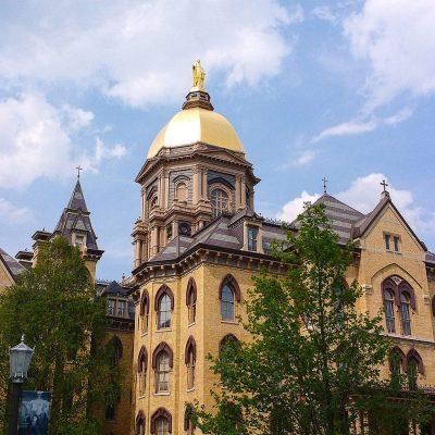 University of Notre Dame Merit Scholarships
