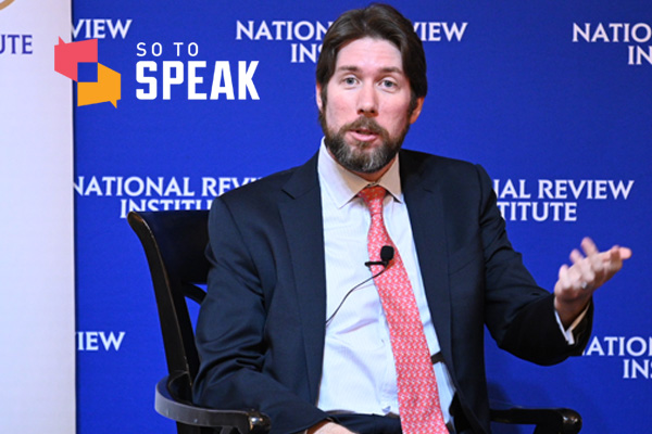 So to Speak podcast transcript: National Review's Charles C.W. Cooke