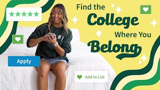 Find The College Where You Belong on Niche: The #1 College Search App