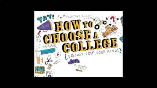 How to choose a college college search by major