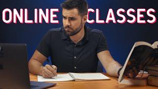 Online Classes: A Survival Guide