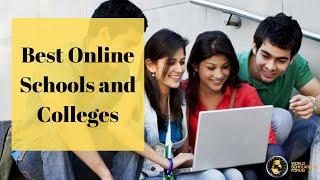 Best Online Schools and Colleges 2020