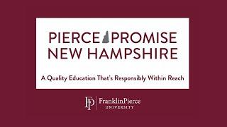 Pierce Promise Scholarship Program