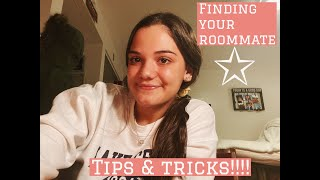 How to find the BEST college roommate!!!