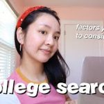 Tips for building a college list: how to research colleges