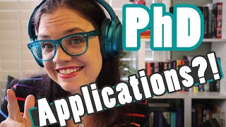 PhD Application Tips! | Advice for Applying to PhD Programs