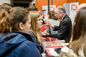 Top Five Tips For College Fairs