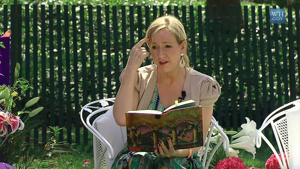 J K Rowling Gap Year