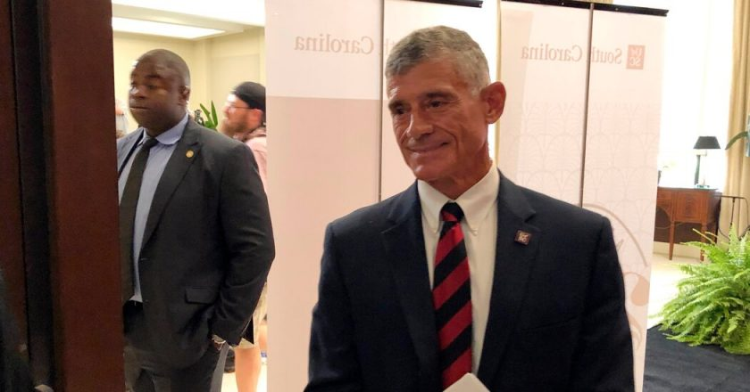University of South Carolina President Resigns After Speech Blunders