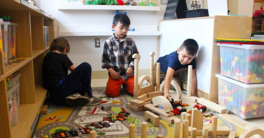 Twenty-six studies point to more play for young children