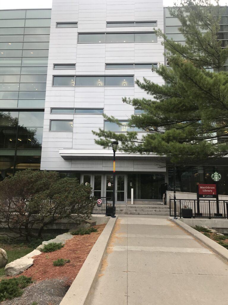 MacOdrum Library - Carleton University