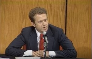 Laurence Tribe (credit: C-SPAN)
