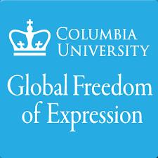 Columbia University's Global Freedom of Expression logo