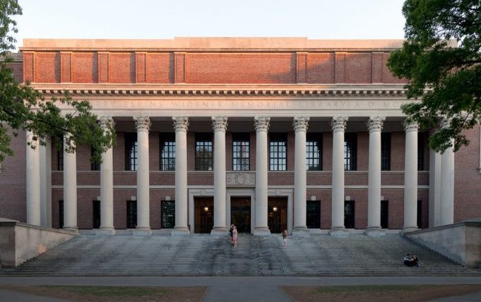 Harvard Class of 2025 Yield